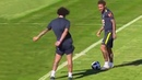 Funny Moments in Training 2 ● Marcelo Mbappe Neymar Ronaldo