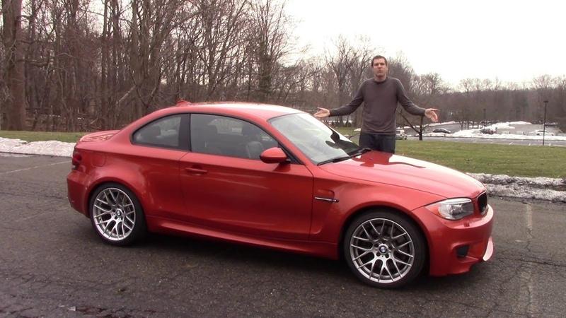 BMW 1 Series M это лучший BMW всех времен