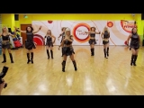 Студия Dirty Dance и Ragga_Точь в точь_Zorge Fitness