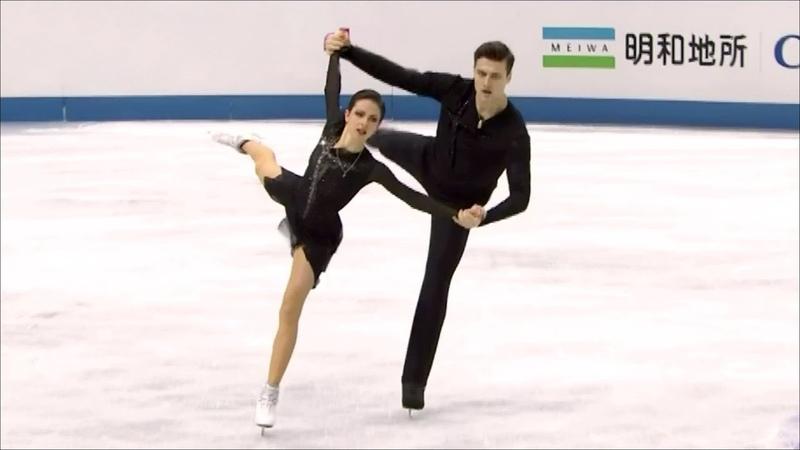 Наталья Забияко и Александр Энберт Произвольная программа Пары