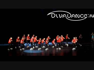 Welcome to the party хип-хоп танцевальная студия Divadance