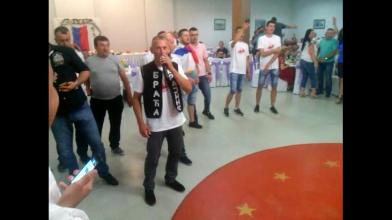 Крајишко прело Бијељина Вече Крајишника 2018 Биелина Bijeljina РеспубликаСербская