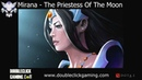 Dota 2 Mirana - The Priestess of the Moon - Soundset - Voice
