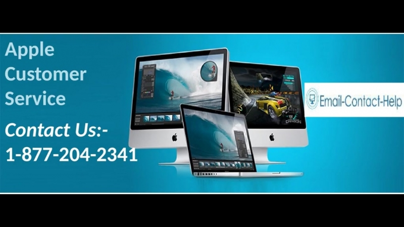 Call Apple Customer Service 1-877-204-2341 for Unlimited Technical Aid
