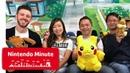 Playing Pokémon Let's Go w Junichi Masuda Nintendo Minute