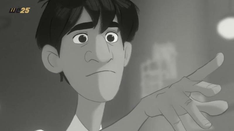 Paperman Bộ phim hoạt hình đoạt giải Oscar