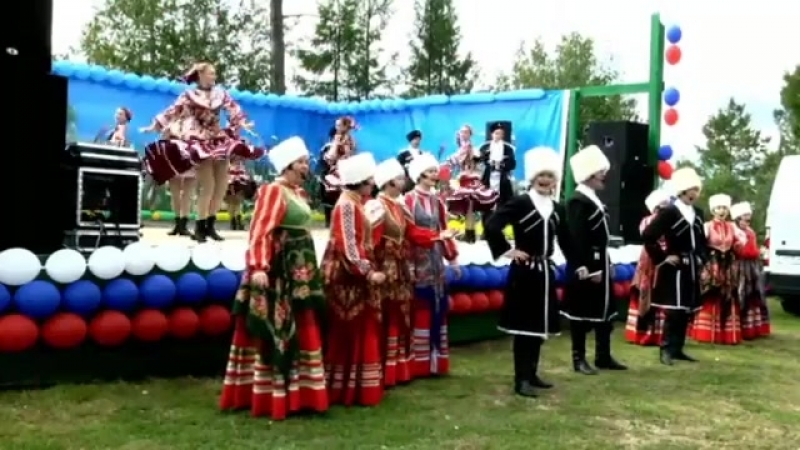 18 августа 2018 года казачий фестиваль Албазинский острог