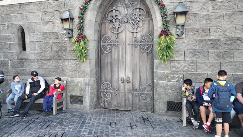 Заклинания в Мире Гарри Поттера 1