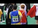 [FANCAM: 180820] FEELDOG и BAEKHO из NU'EST на Idol Athletics Championship