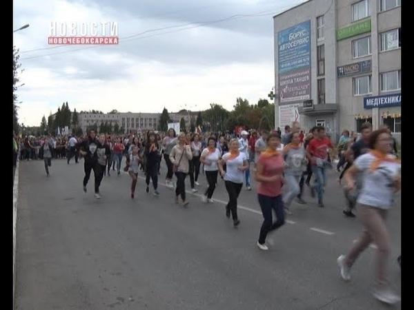 «Кросс наций - 2018» в Новочебоксарске собрал более 5 тыс. горожан