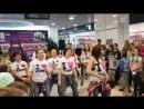 Выступление фангруппы «Бриллианты» Анны Паниной