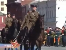Парад иностранных военных на Красной площади
