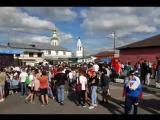 Россия : Уругвай - фанзона перед матчем