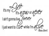 Bon Jovi - Its My Life #Bon_Jovi #Life #BonJovi #MyLife #My_Life #SV_Rock