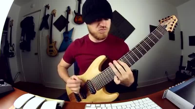 8 String VS Djent Stick