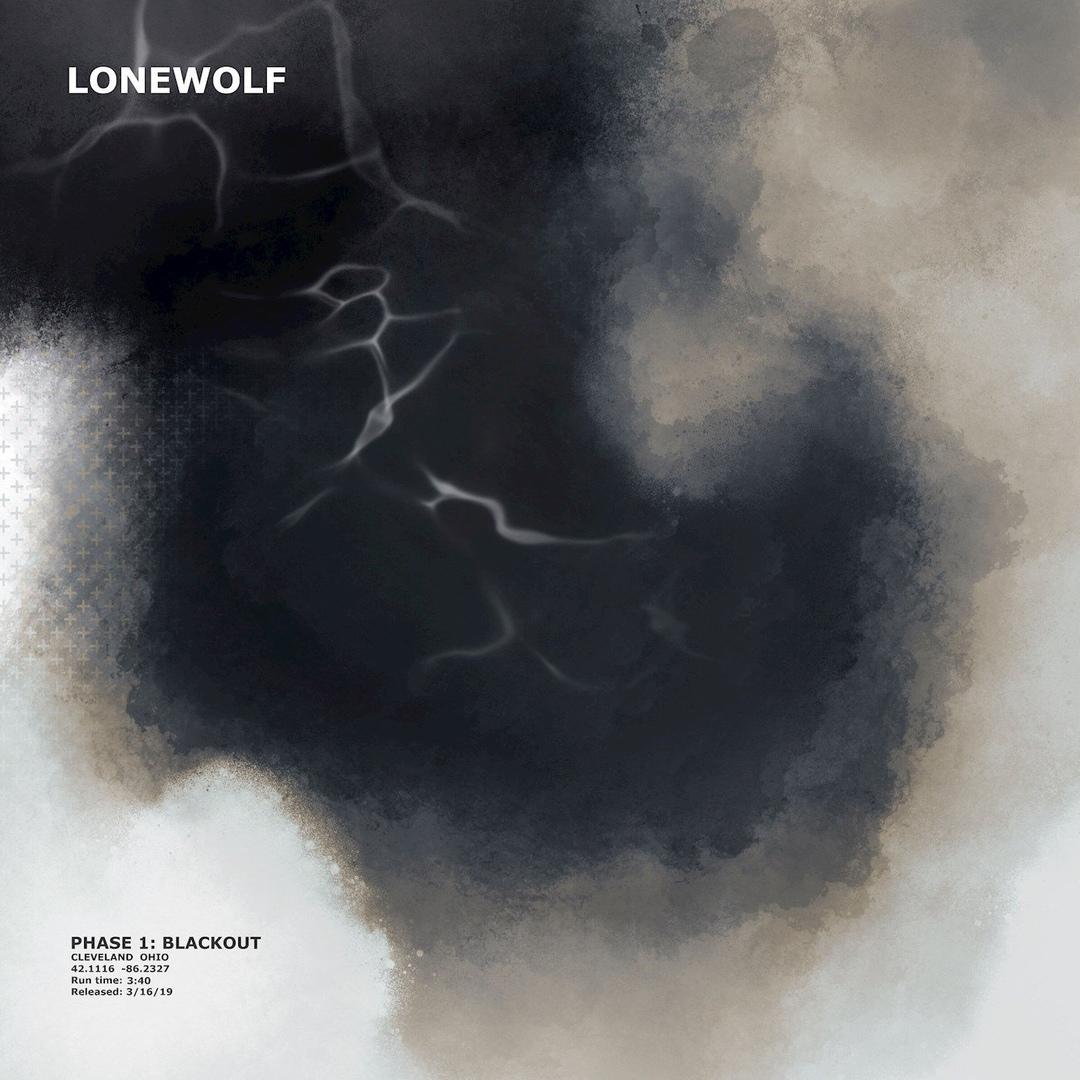 Lonewolf - Blackout [Single] (2019)