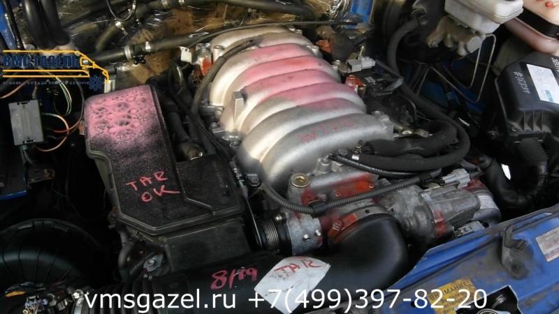 Газель с двигателем 1uz-fe и акпп