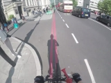 Велосипедист вышел на тропу войны (VHS Video)