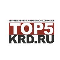Логотип Творческое объединение профессионалов ТОП5