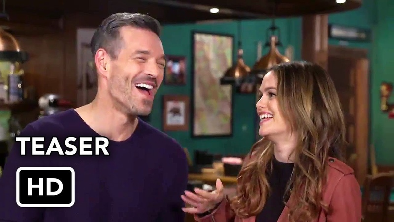 "Take Two (ABC) Tomorrow Teaser HD - Rachel Bilson, Eddie Cibrian series from ""Castle"" creators"