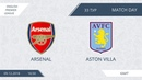AFL18. England. Premier League. Day 33. Arsenal - Aston Villa