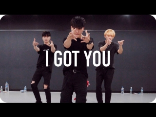 1Million dance studio I Got You - Honne (ft. Nana Rogues) / Shawn Choreography