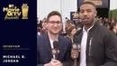 Michael B Jordan Vying for 'Best Shirtless Performance' Nomination 2018 MTV Movie TV Awards