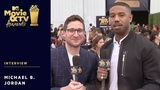 Michael B. Jordan Vying for 'Best Shirtless Performance' Nomination 2018 MTV Movie &amp TV Awards