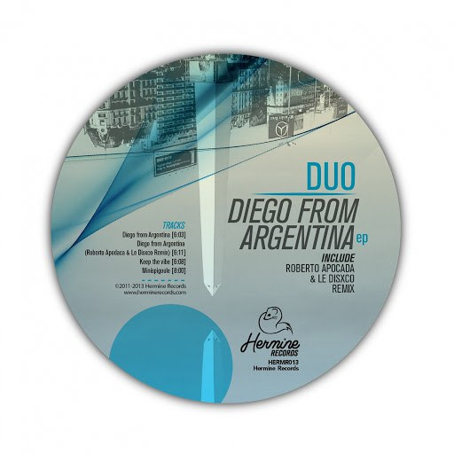 Duo альбом Diego From Argentina EP