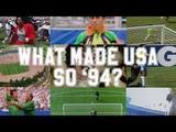 What made U.S.A so 94
