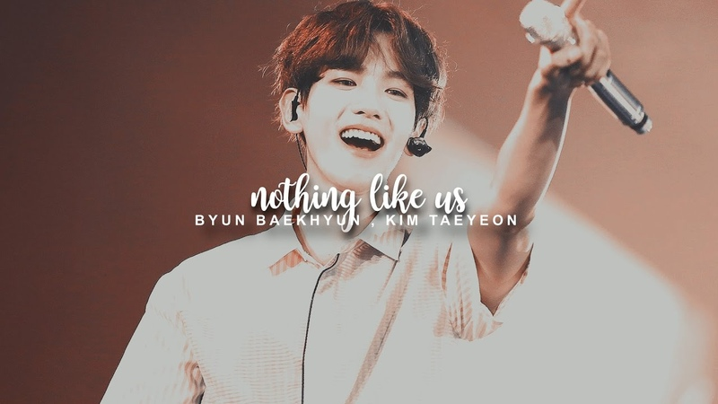 [BaekYeon] BaekHyun TaeYeon : '' Nothing like us ''