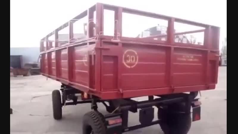 Тракторные прицепы 2ПТС-4 на трактора марки BELARUS