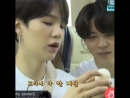 Remember when Jimin peeled the egg for Yoongi bc he found its hard for him - Jimin is a perfect Boyfriend material type.mp4