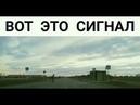 Вот такой сигнал заставит пешеходов шевелить помидорами!)