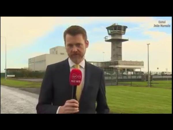 Pilotos Reportam OVNI Na Irlanda