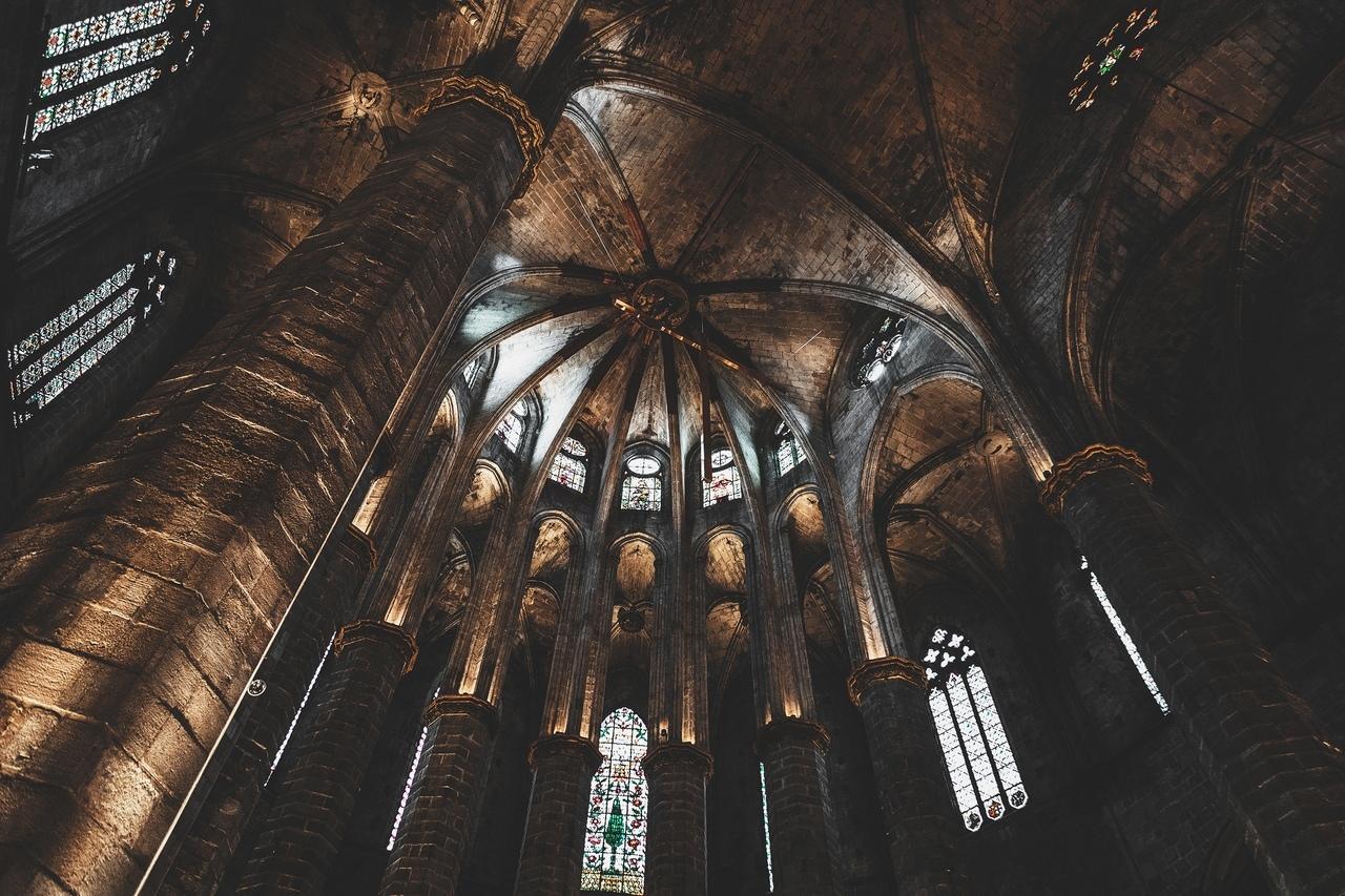 Basílica Santa Maria del Mar, Barcelona