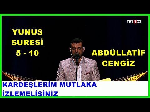 Kuran-ı Kerimi Güzel Okuma Yarışması - Abdüllatif Cengiz