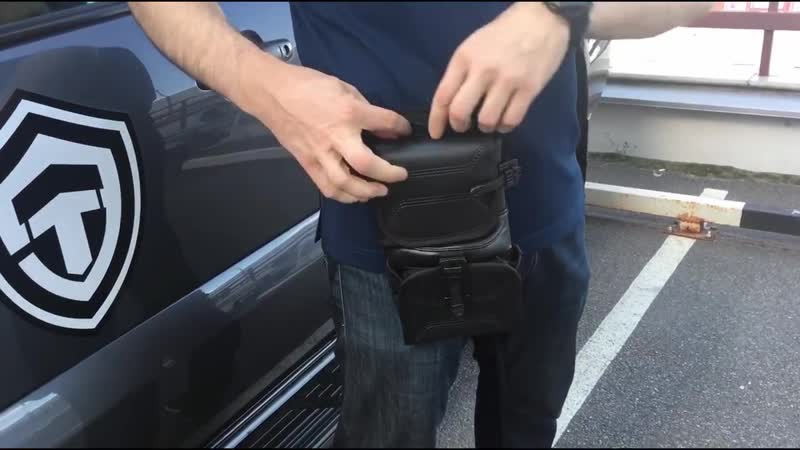 9Tactical Easy Holster Bag