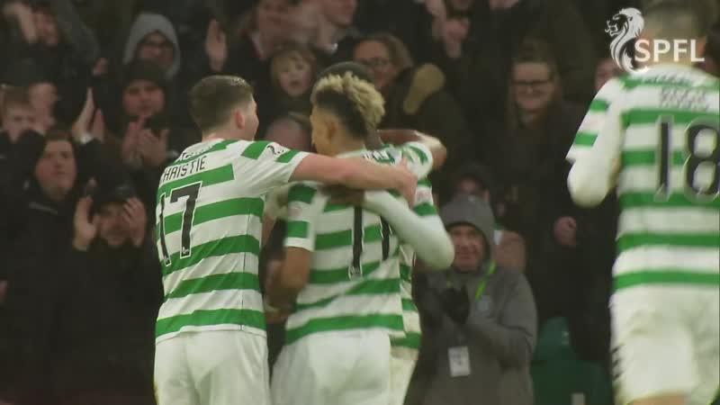 Celtic 5-1 Kilmarnock - SPFL - Ladbrokes Premiership
