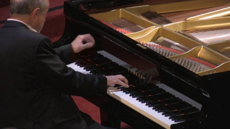 Dmitry Rachmanov plays Felix Blumenfeld - Moment Lyrique in E-Flat minor, Op.27, No.1