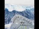 На корабле в шторм. Антарктида, декабрь 2017