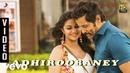 Saamy² - Adhiroobaney Video | Chiyaan Vikram, Keerthy Suresh | DSP