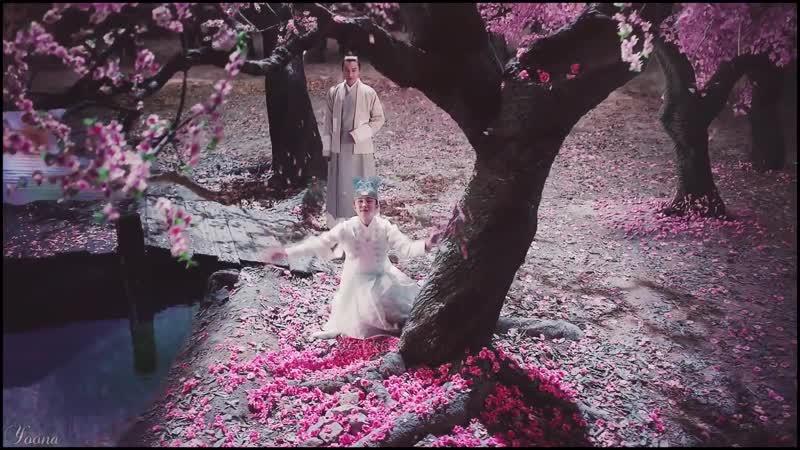 Три жизни три мира Десять миль персиковых цветков Ten Miles of Peach Blossom
