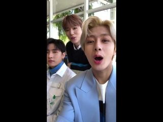 [VK][31.07.2018] Monsta X Google Update - How to pronounce Hyungwon