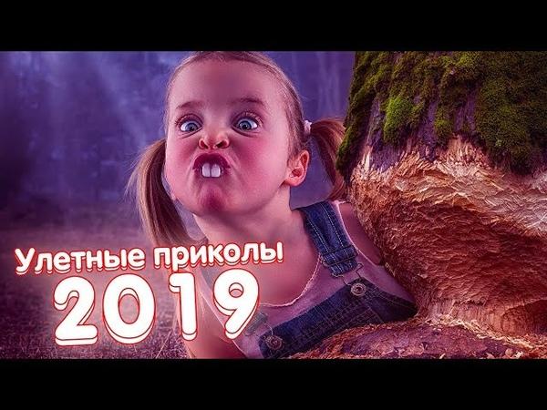 ЛУЧШАЯ ПОДБОРКА ПРИКОЛОВ 2019 | НОВЫЕ ПРИКОЛЫ | ЮМОР СМЕХ РЖАКА