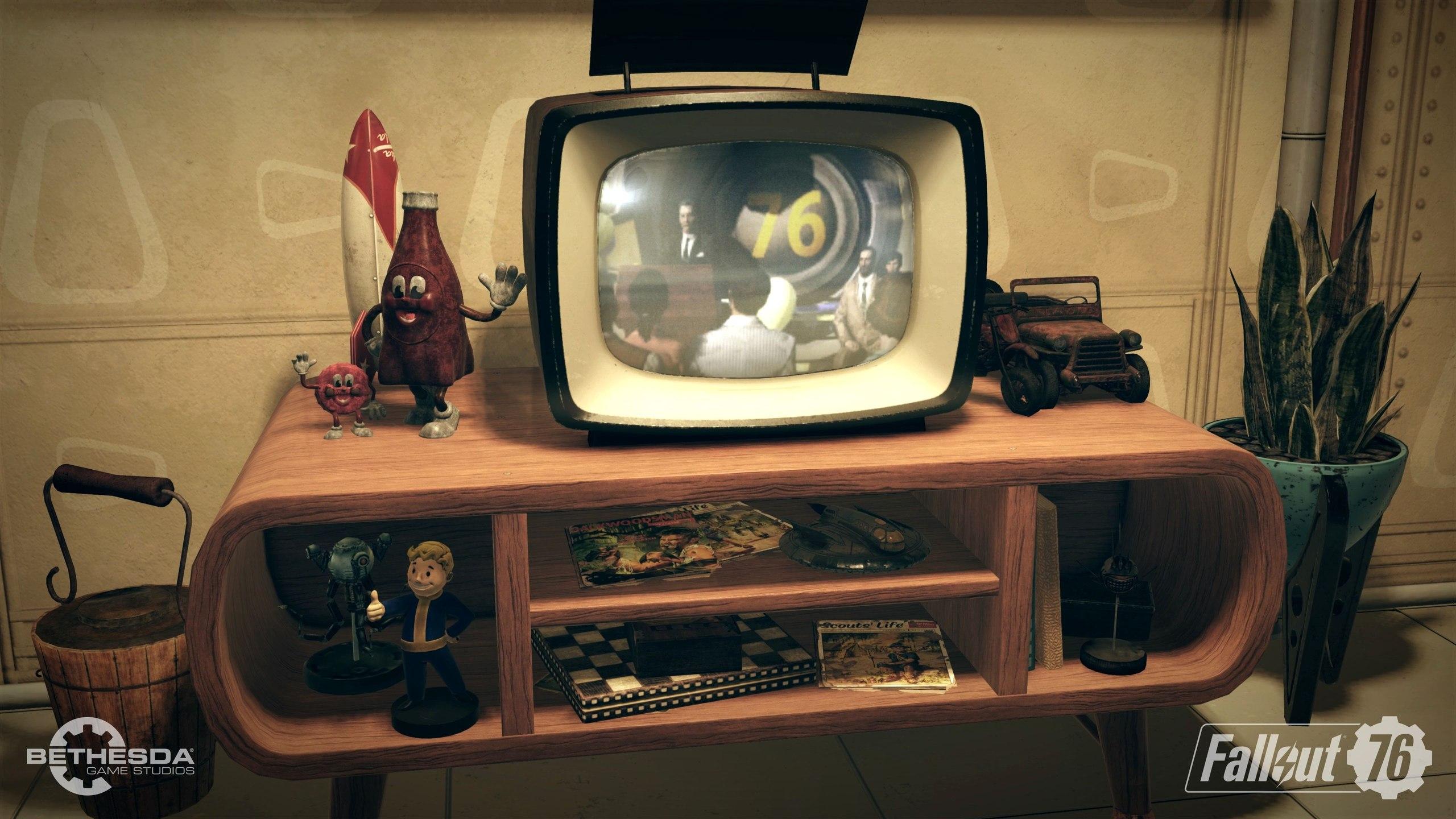 Слух Fallout76