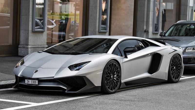 LOUD Lamborghini Aventador LP750-4 SV w/ Capristo | Brutal Exhaust Sound!