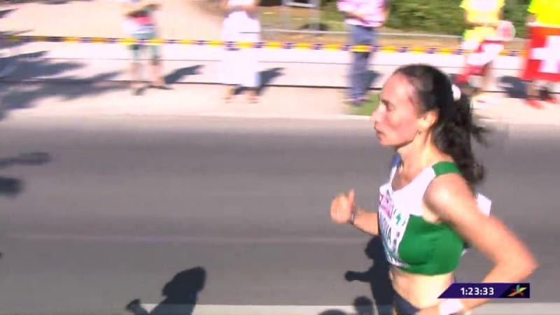 Berlin 2018 European Athletics Championships Leichtathletik Europameisterschaften 2018 Women's Marathon