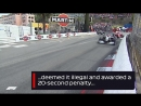 Schumachers Opportunistic Pass on Alonso 2010 Monaco Grand Prix