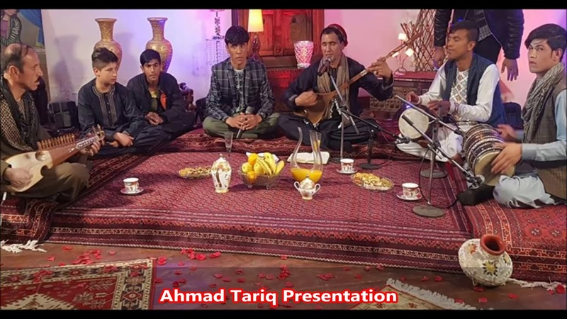 Mir Maftoon میرمفتون - Zane Best Sala زن که بیست ساله - Afghan Mahali Full HD Song-2018